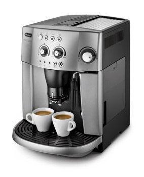 Delonghi Coffee Maker Sainsburys : De Longhi Magnifica Cappuccino Maker ESAM4200 - 5 Star Review - ?264 - The Coffee Blog