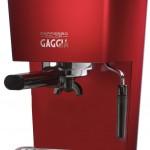 The Gaggia espresso maker