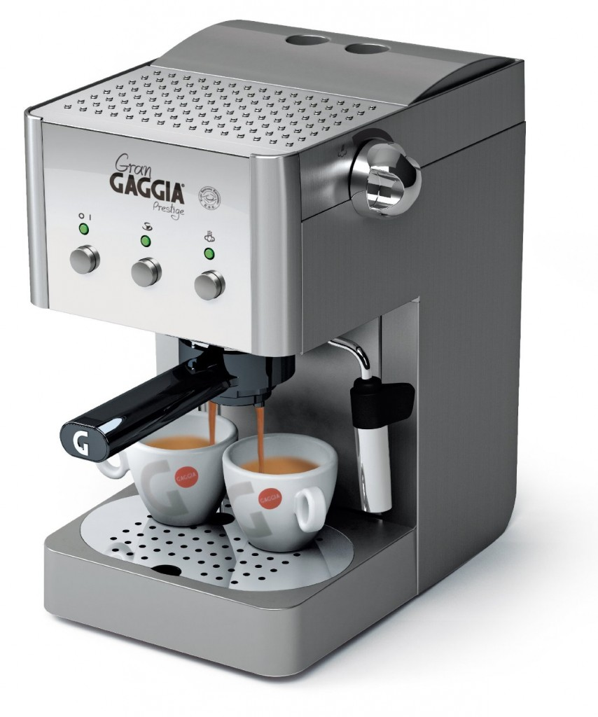 gran gaggia ri8327 coffee maker review 149 the coffee. Black Bedroom Furniture Sets. Home Design Ideas