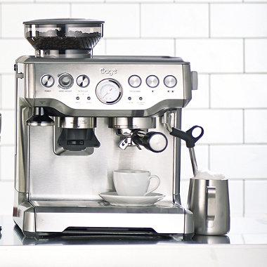 how to use a coffee machine barista